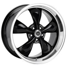Mustang American Racing Torq Thrust M Wheel Black (05-14)