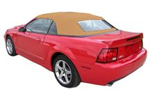 2003-04  Mustang Cobra Tan Cloth Convertible Top