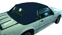 1983-90 Mustang Blue Convertible Top