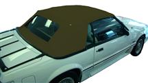 1991-93 Mustang Tan Convertible Top