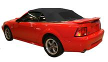 2001-04 Mustang Black Convertible Top