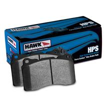 1994-04 Mustang GT/V6 Hps Compound Hawk Rear Brake Pads