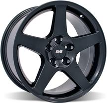 1994-04 Mustang Black 03 Cobra Wheel - 17X9