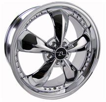Mustang Bullitt, Motorsports Version, 20X8.5 Chrome (05-14)