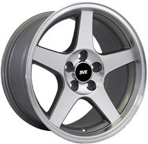 1994-04 Mustang Machined 03 Cobra Wheel - 17X9