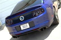 Mustang GT500 Style Rear Valance & Axle Back Kit (13-14)