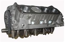 1979-95 Mustang 5.8L 351 Economy Short Block, Accepts Roller Cam