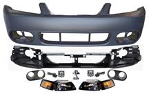 2003-04 Mustang Cobra Front Bumper Cover Kit