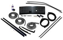 1987-93 Mustang Exterior Renewal Kit for Coupe & Hatchback