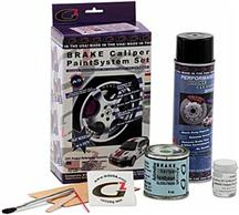 G2 RED BRAKE CALIPER PAINT KIT