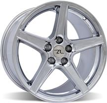 1994-04 Mustang Chrome Saleen Wheel - 18X10