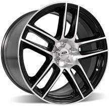 Mustang Ford Racing 2012 Boss 302 Laguna Seca Wheel 19X10 Black W/ Machined Face (05-14)