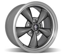 "Mustang Ford Racing 2001 Bullitt Wheel 17X8"" Charcoal Gray (94-04)"