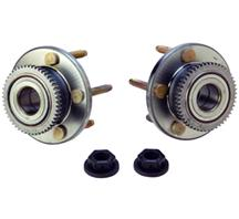 "Mustang Ford Racing Front Hub Pair with 3"" Arp Studs (05-14)"