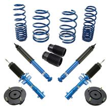 2005-14 Mustang Ford Racing Adjustable Strut, Shock and Spring Kit.