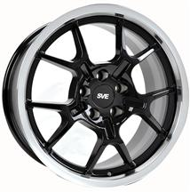 1994-04 Mustang Black Ford GT Style Wheel - 18X9