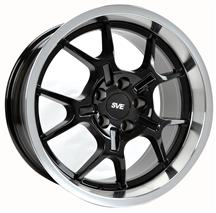 1994-04 Mustang Black Ford GT Style Wheel - 18X10