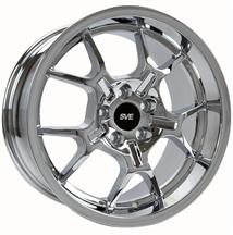 Mustang Ford GT Style Wheel - 18X10 Chrome (05-14)