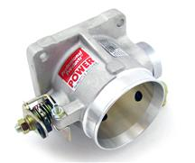1986-93 Mustang 5.0L 70mm Satin Professional Products Throttle Body