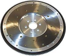 "1986-95 Mustang Billet Aluminum Flywheel, 10.5"" 28Oz 157 Tooth for Small Block V8"