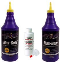 Royal Purple 85W140 Max-Gear Gear Oil Kit