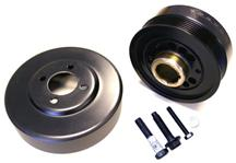 Mustang Steeda GT 4.6L 3V Underdrive Pulley Kit (05-10)