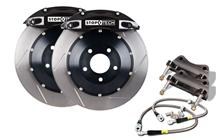 "Mustang Stop Tech 14"" Front Big Brake Kit Black (05-14)"