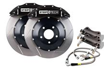 "Mustang Stop Tech 14"" Front Big Brake Kit Black (07-14)"
