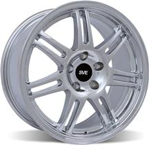 1994-04 Mustang Chrome SVE Anniversary Wheel - 17X9