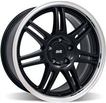 1994-04 Mustang Black SVE Wheel - 18X9