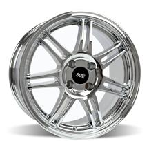 1979-93 Mustang Chrome Anniversary Wheel  - 17X9