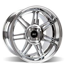 1979-93 Mustang Chrome Anniversary Deep Dish Wheel - 17X10