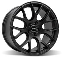 Mustang SVE  Drift Wheel - 18X10 Flat Black (05-14)