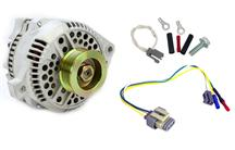 Mustang SVE 130 Amp Alternator 2g to 3g Upgrade (86-86)