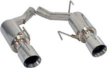 Mustang GT & GT500 SVE Axle Back Exhaust Kit (05-10)