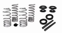 Mustang SVE Lowering Springs with Spring Isolators (79-04)