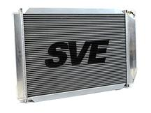 Mustang SVE 5.0L Aluminum Radiator for Manual Transmission (79-93)