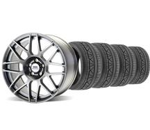 Mustang Ford Racing 2011 GT500 Wheel & Nitto Tire Kit - 19X9 (05-14)