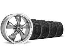 American Racing Torq Thrust M Wheel And Tire Nitto Tire Kit  Anthracite